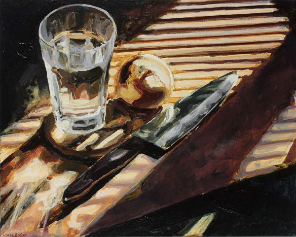 Chris Breier - Knife, Onion, Water