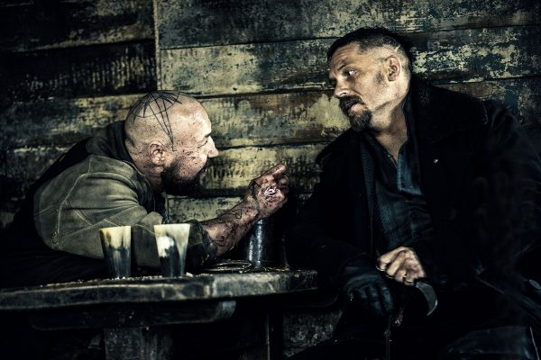 "TABOO -- ""Episode 2"" (Airs Tuesday, January 17, 10:00 pm/ep) -- Pictured: (l-r) Stephen Graham as Atticus, Tom Hardy as James Keziah Delaney. CR: FX"